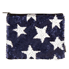 Fashion Angels - S.Lab Magic Sequin Star Moon Pouch