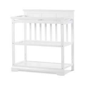 Child Craft Kelsey 2-in-1 Dressing Table - Matte White