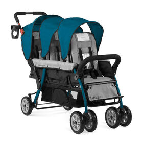 Gaggle Compass Trio 3-Seat Multi-Child Stroller