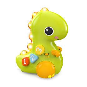 Jouet Go, Go, Dino Crawl & Count
