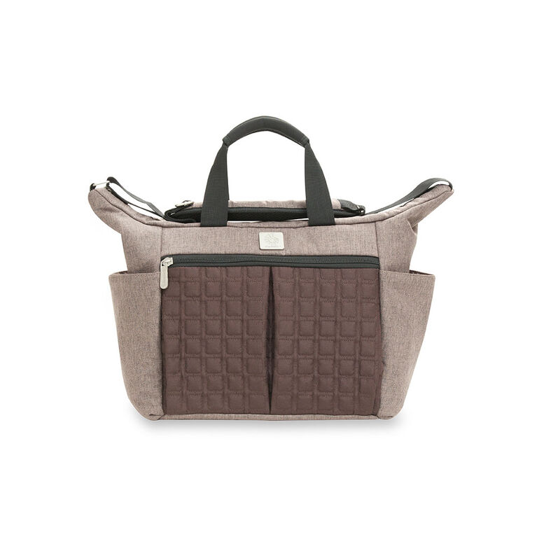 Ergobaby Walk in the Park Diaper Bag - Taupe