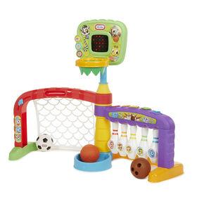 Little Tikes - 3-in-1 Sports Zone