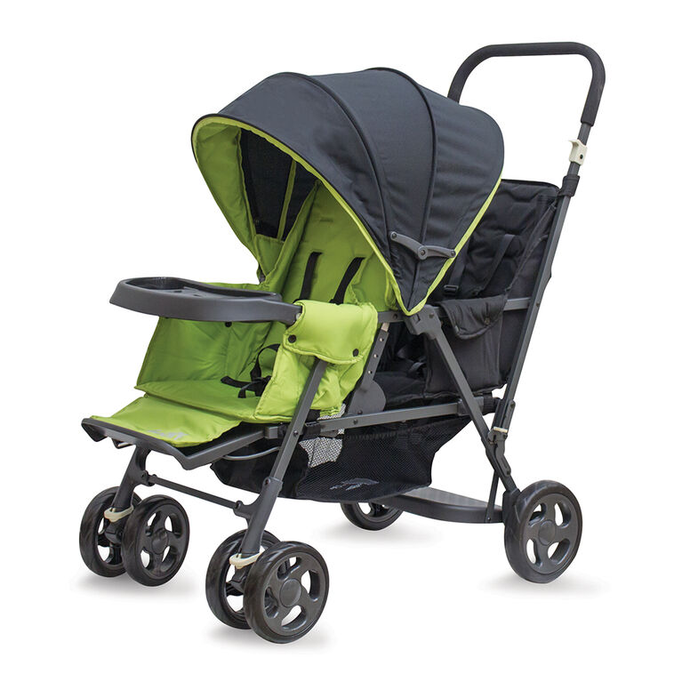 Joovy New Caboose Too Rear Seat - Black