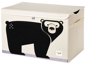 3 Sprouts Toy Chest - Bear.