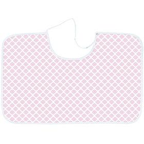 Kushies Nursing Canopy - Pink  Lattice