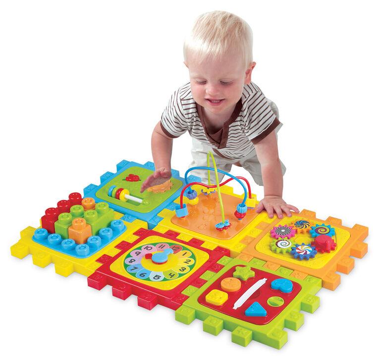 Imaginarium Baby - 6 In 1 Play Cube