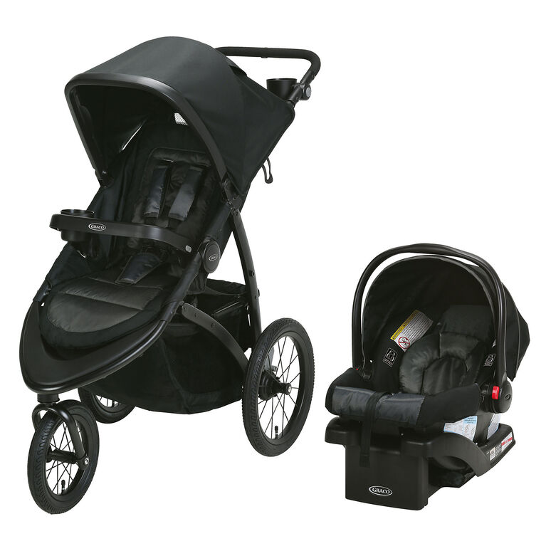 Graco RoadMaster Jogger Travel System - Gotham