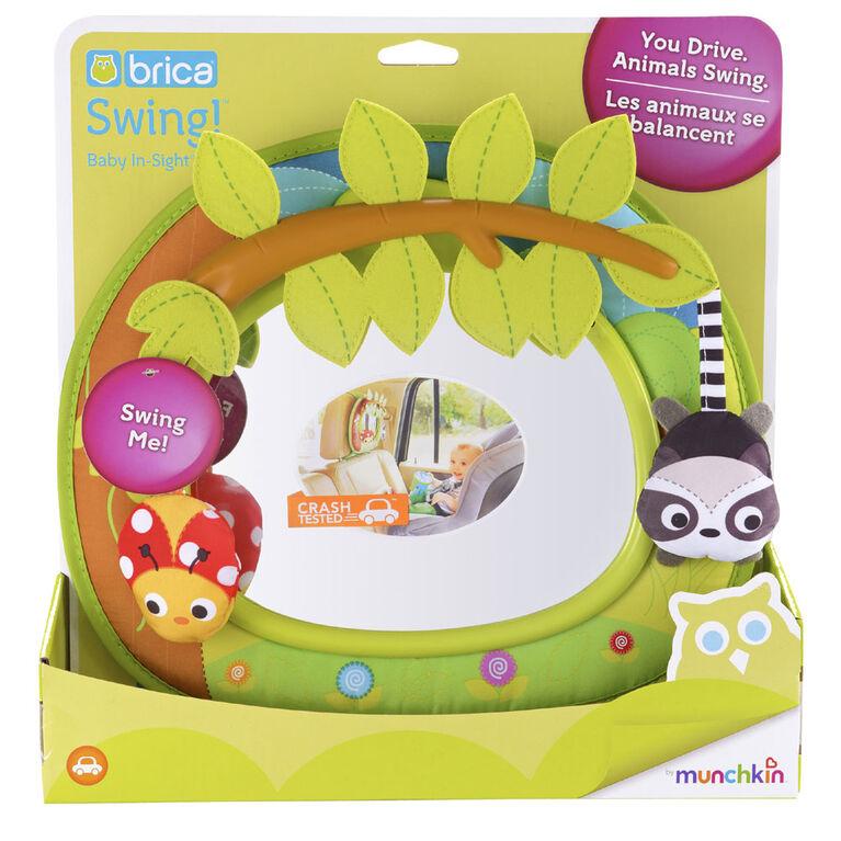 BRICA Swing!™ Baby In-Sight®