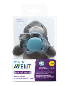 Philips Avent ultra soft snuggle, 0-6m, seal