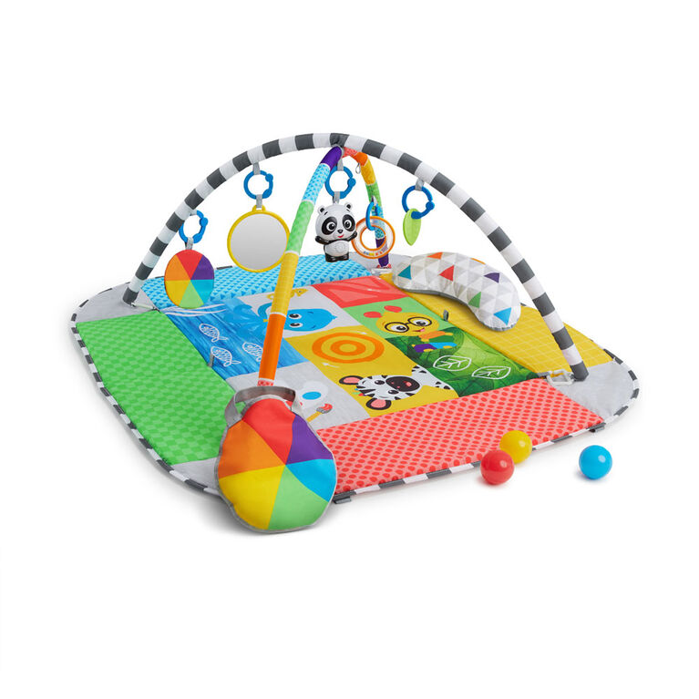 Patch's 5-in-1 Color Playspace Activity Play Gym & Ball Pit