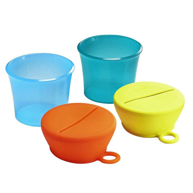 Boon Snug Snack Cups