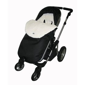 Jolly Jumper Stroller Snuggle Bag - Black