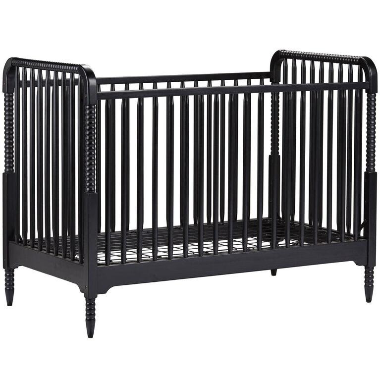 Rowan Valley Linden Crib, Black