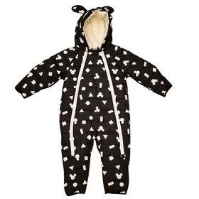 Ensemble de neige Mickey Mouse pour bébé garcons 12 mois
