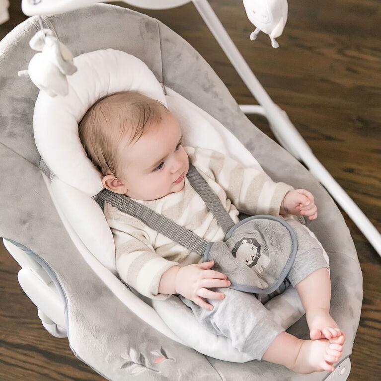 Ingenuity Dreamcomfort Inlighten Cradling Swing Braden