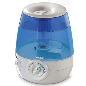 Humidificateur à vapeur froide sans filtre.