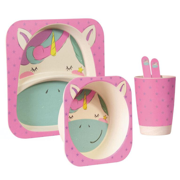 Emballage-cadeau en bambou Licorne de Safety 1st.