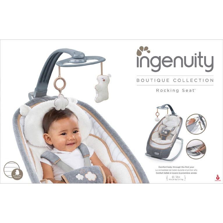 Ingenuity Rocking Seat Bella Teddy R Exclusive Babies R Us