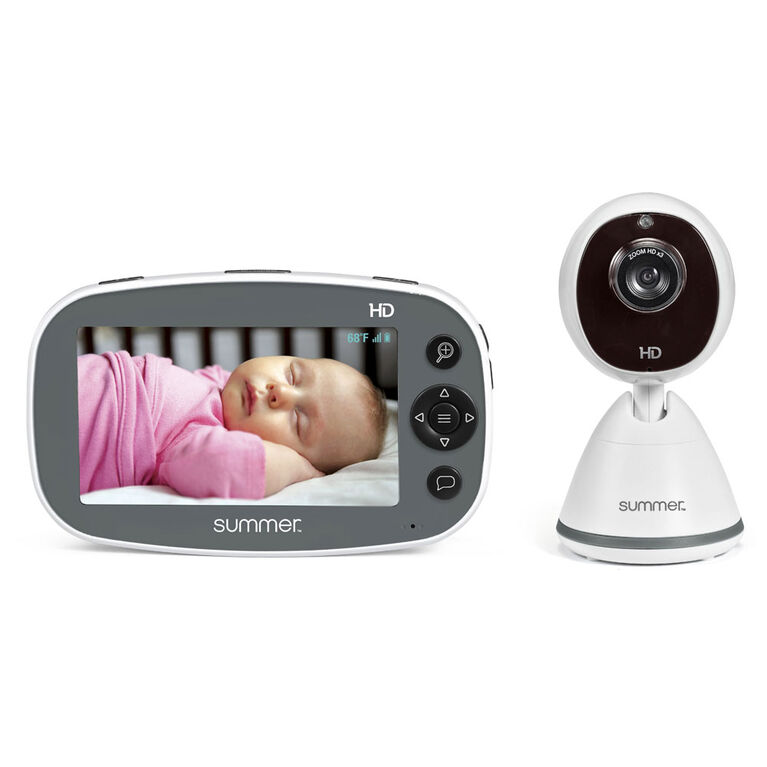 Summer Pure HD 4.5 Inch High Definition Color Video Monitor