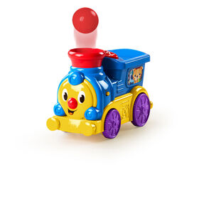 Bright Starts - Having a Ball - Roll & Pop Train Toy