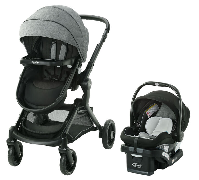 Graco - Modes Nest Travel System - Nico