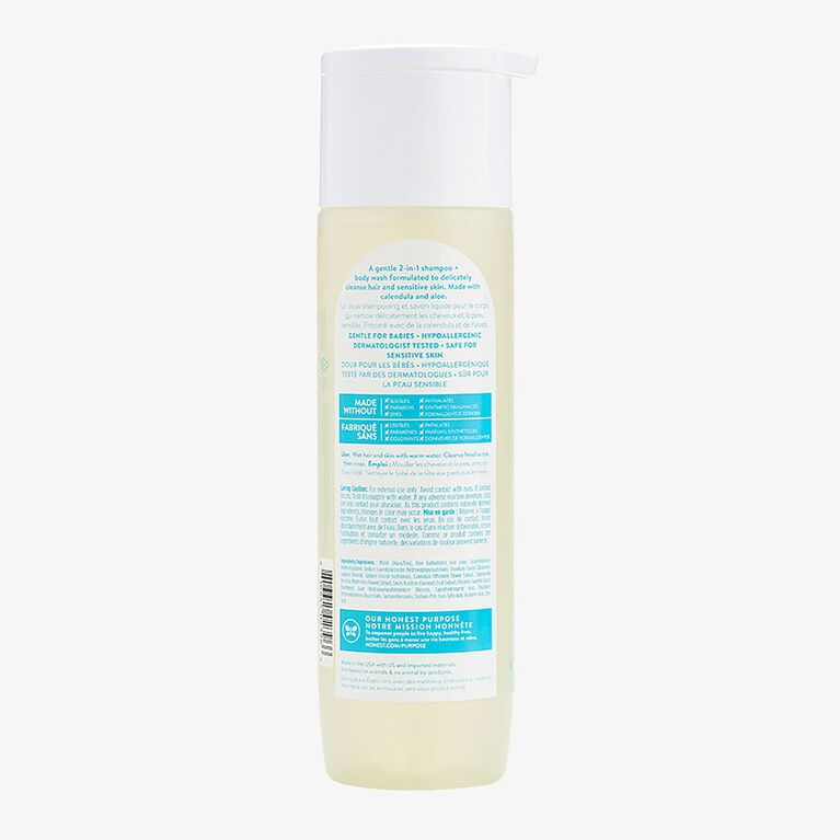 Honest - Shampoo/Body Wash - Unscented