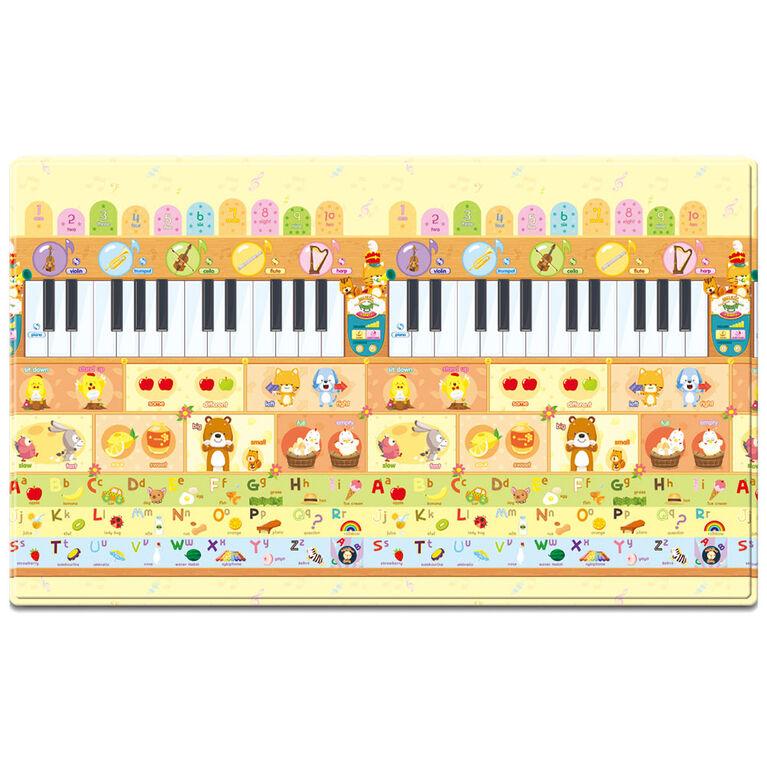 Dwinguler Sensory Playmat - Music Parade - Large