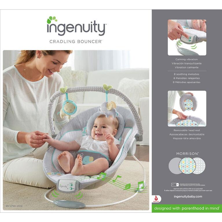 Ingenuity Cradling Bouncer - Morrison
