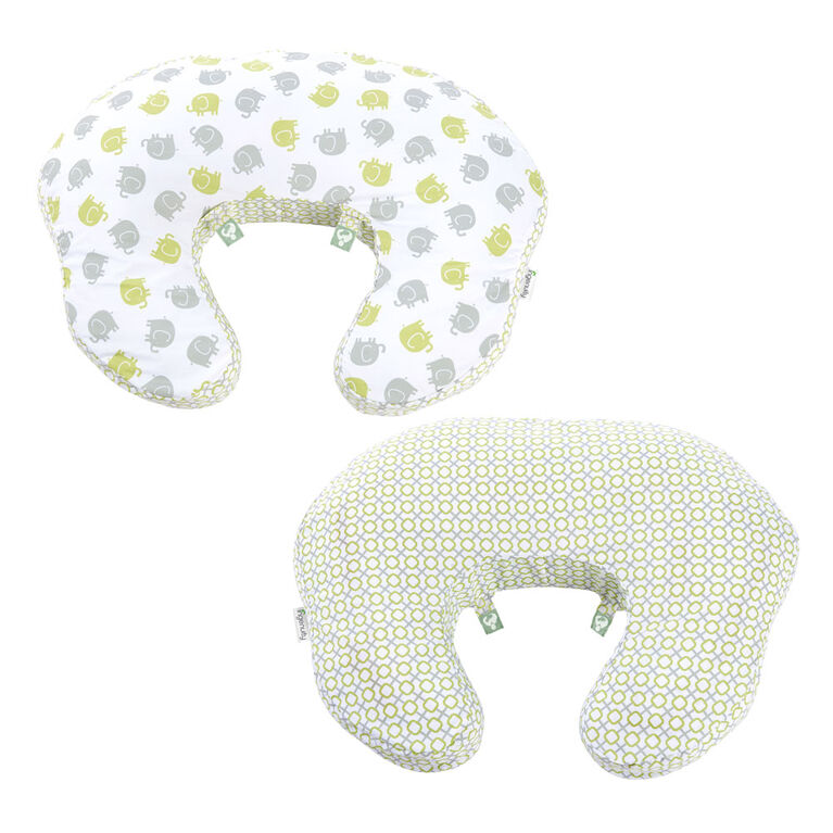 Plenti+ Nursing Pillow - Let's Flip Again