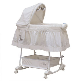 Bily Rocking Bassinet - Ocean Dreams