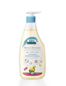 Aleva Naturals Bottle & Dish Liquid - Water Lilly