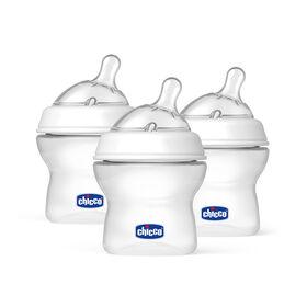 Chicco NaturalFit Tri-Pack 5 oz. Bottles 0 Months+