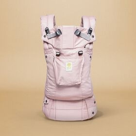 LILLEbaby Organi-Touch Carrier - Blushing Pink