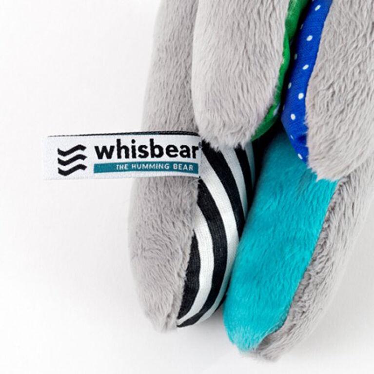 Whisbear l'ourson qui fredonne. - Édition anglaise