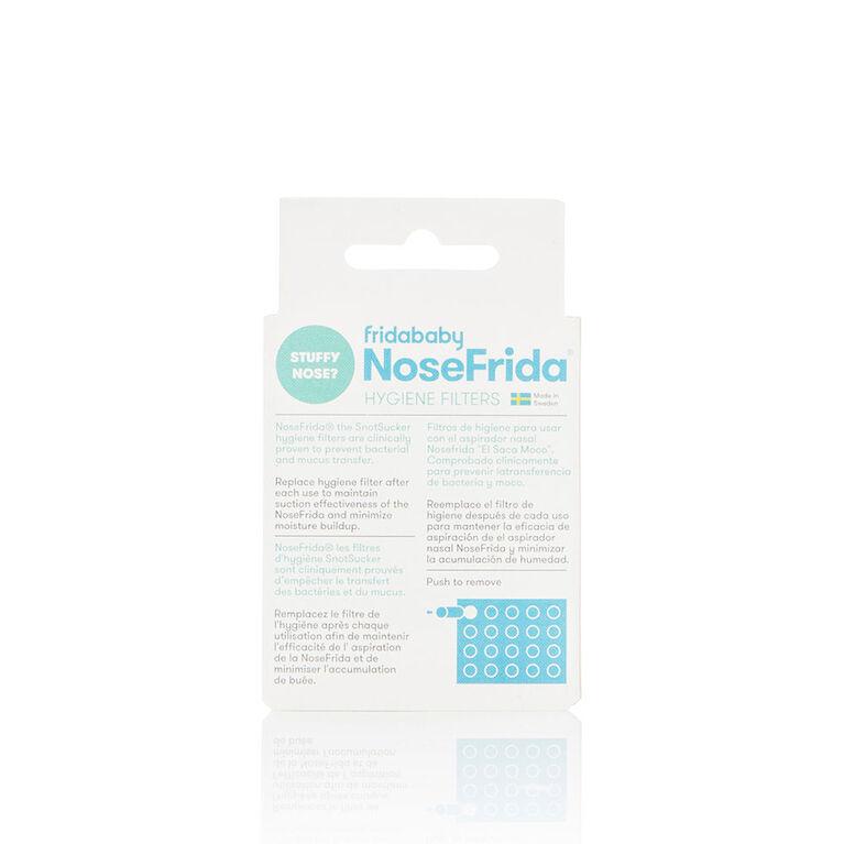 Fridababy - Nosefrida - Filtres pour aspirateur Nosefrida
