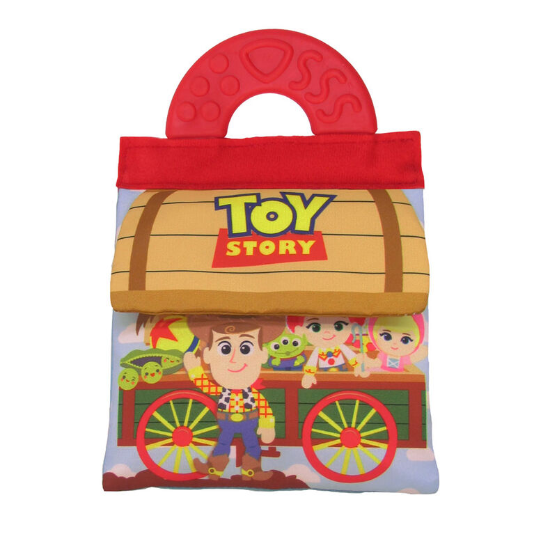 Toy Story Soft Book