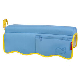 Skip Hop Moby Bathtub Elbow Rest, Baby Blue