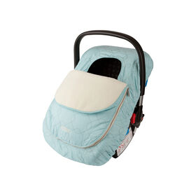 JJ Cole Car Seat Cover - Aqua