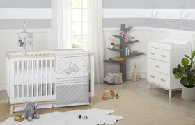 Just Born Big Dreamer 3 Piece Crib Bedding Collection