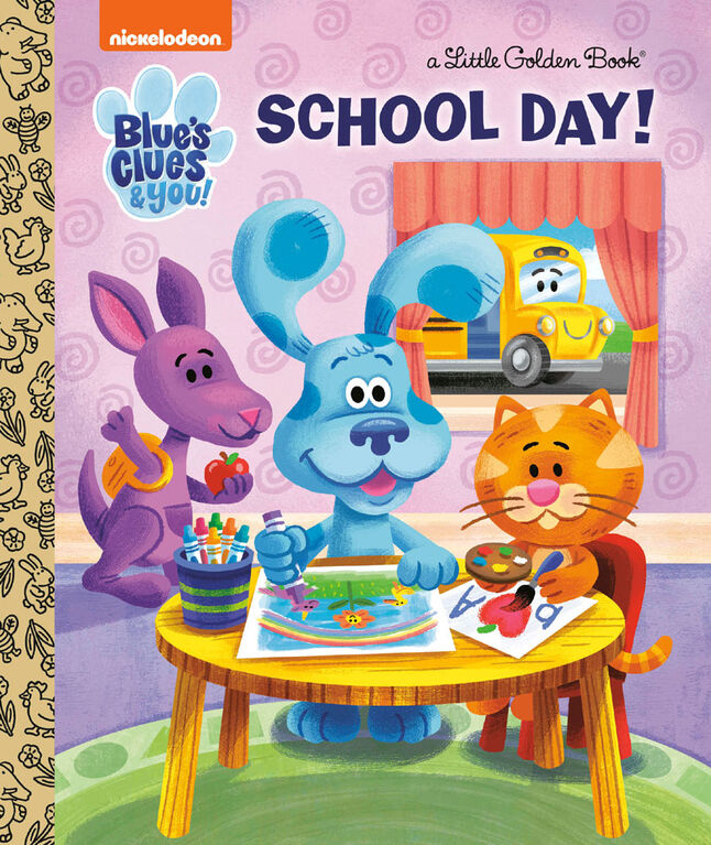 School Day! (Blue's Clues & You) - English Edition