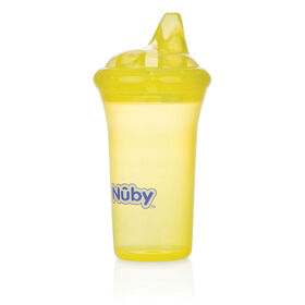 Nuby No-Spill Cup 9oz. - Yellow