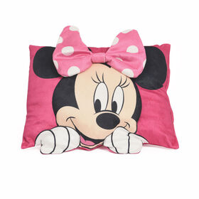 Nemcor - Disney Minnie Mouse Character Pillow