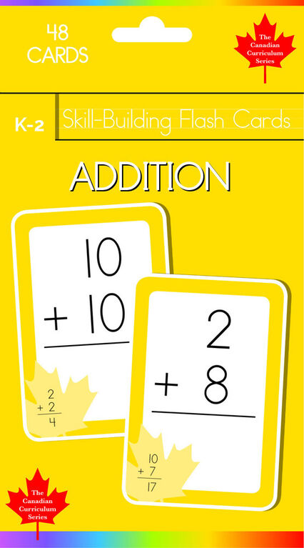 K-2 Skill Building - Addition - Édition anglaise