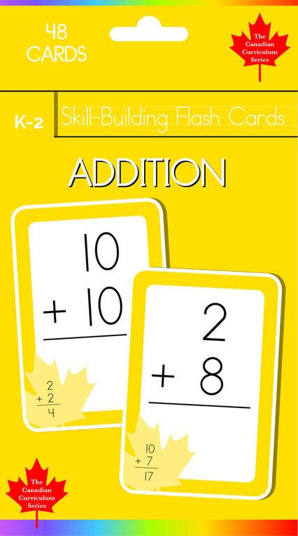 K-2 Skill Building - Addition - English Edition