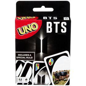 UNO BTS - English Edition