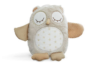 Peluche hibou à 8 Sons Nighty Night Owl™ Smart Sensor de Cloud B