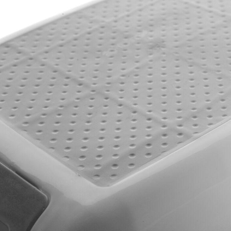 Dreambaby 2-Up Step Stool - Grey/White
