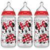 Bouteille Disney NUK Smooth Flow, Minnie Mouse, 10 oz, paquet de 3, 0 mois et plus