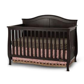 Child Craft Camden 4-in-1 Convertible Crib - Jamocha