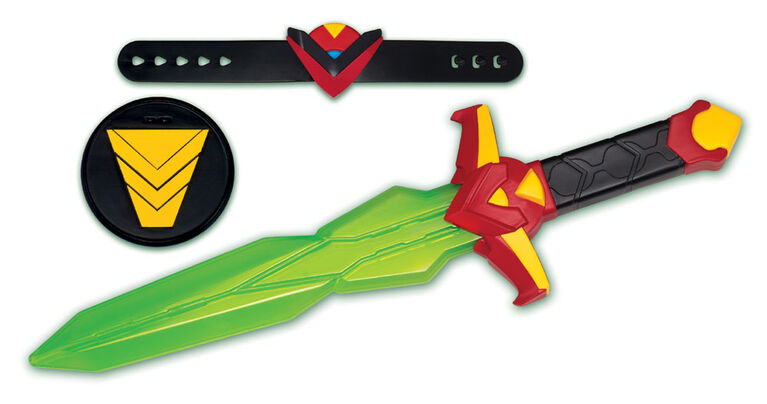 Power Players - Axel's Power Sword